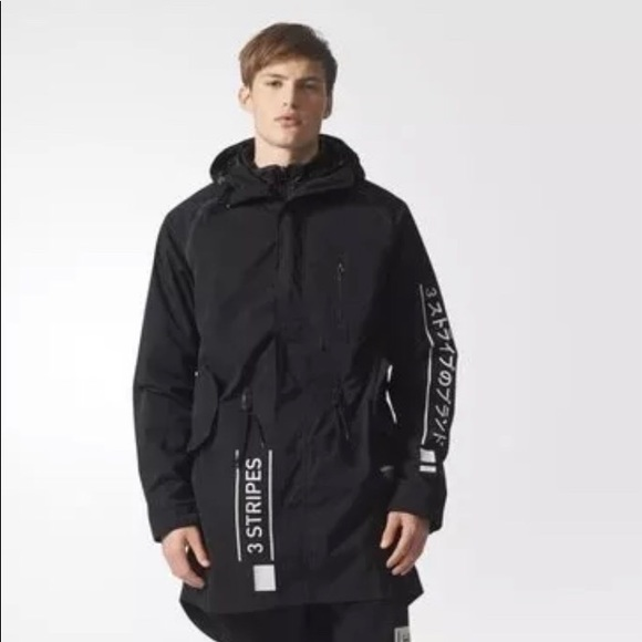 Adidas Originals NMD Men's Two One Utility Jacket NWT